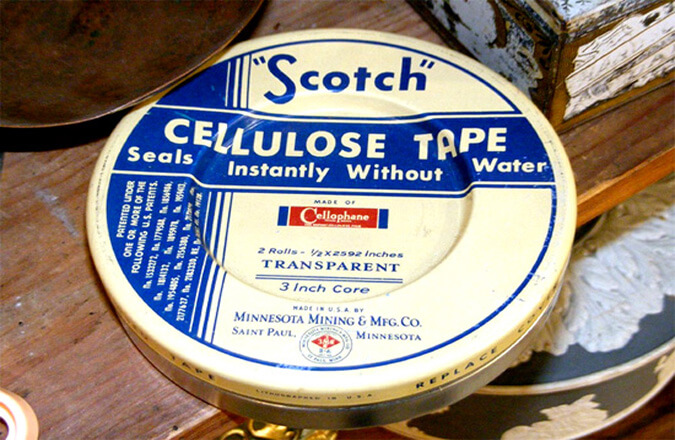 Целуозна лента Scotch