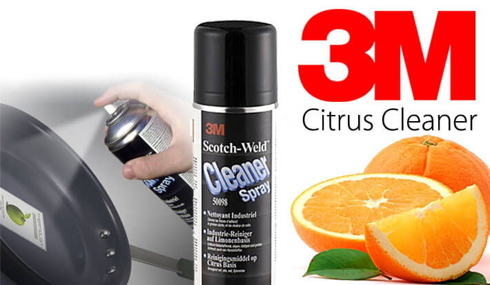 3M Citrus Cleaner – портокал с почистващ механизъм