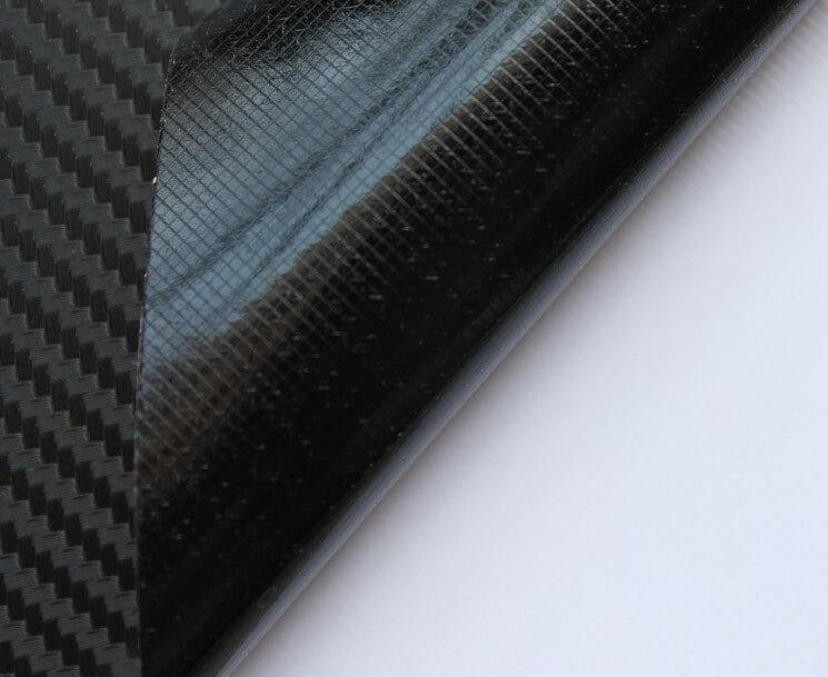Въздушни каналчета на 3М карбоновото фолио