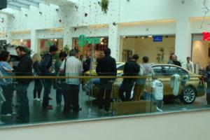 Демонстрация на облепяне на BMW М3 Premium Selection