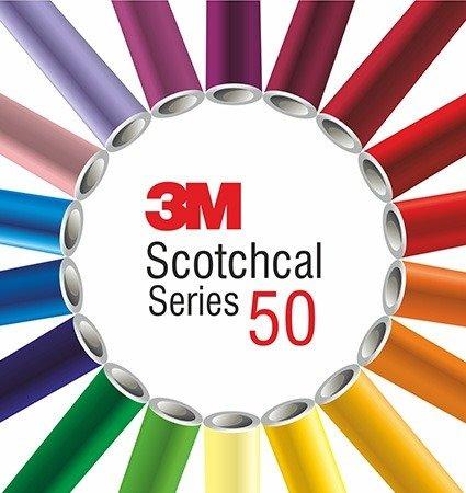 Полимерно фолио 3M Scotchcal 50