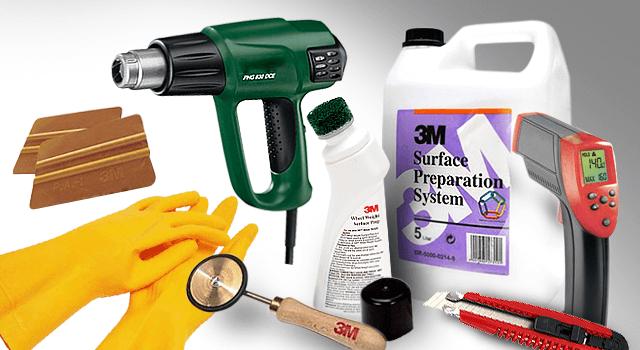 3M unelte și produse de curățat