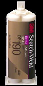 3M DP190 Scotch Weld структурно двукомпонентно лепило
