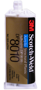3M DP8010 Scotch Weld двукомпонентно лепило