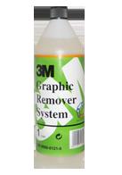 3M Graphic Remover