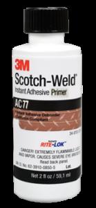Праймер за секундни лепила 3M Scotch Weld Instant primer AC77