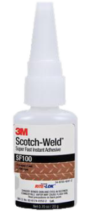 Секундно лепило 3M Scotch Weld SF100