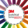 3M 680CR E Scotchlite Comply Black