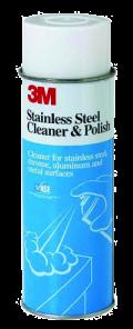 3M Stainless Steel Cleaner почситващ спрей за неръждаема стомана