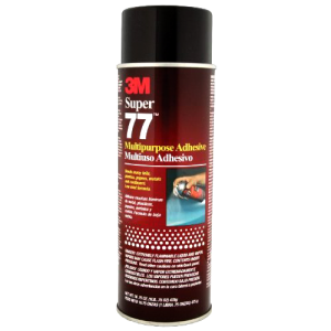 3M Spray Super77 - Multipurpose adhesive