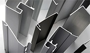 Aluminum sign profiles