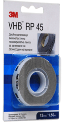 3M VHB RP45 double coated tape