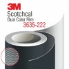 3M 3635-222 Scotchcal Dual-Color Film