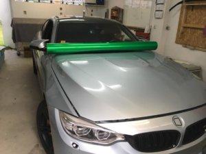 3M 1080 G336 е новият цвят на BMW M4 на tuning.bg