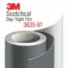 3M 3635-91 Scotchcal Day-Night Light, grey color
