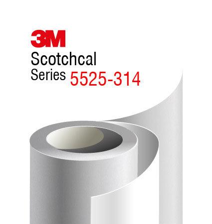 3M 5525-314 Scotchcal Dusted Film фолио матирано стъкло