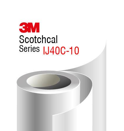 3M Scotchcal IJ40C-10 фолио за дигитален печат