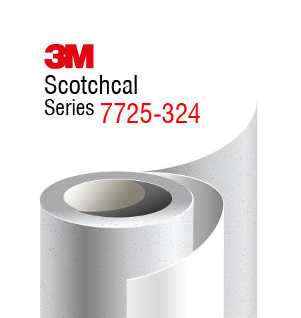 3M 7725-324 Scotchcal window film frosted glass