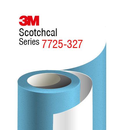 синьо каст фолио за стъкла 3M 7725-327 Blue Frosted Film