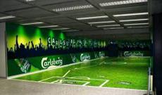 Carlsberg - летище Цюрих