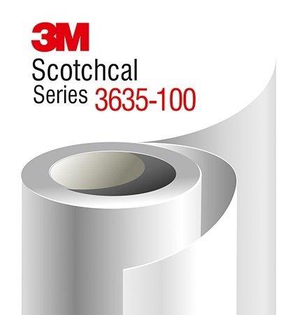 3M Scotchcal 3635-100 LEF - рефлекторно фолио