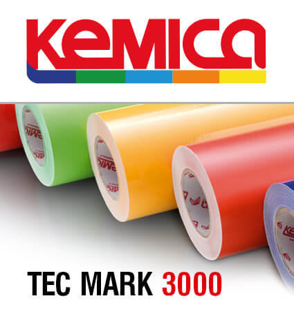Monomeric film Tec Mark 3000 Gloss Film for electrocut