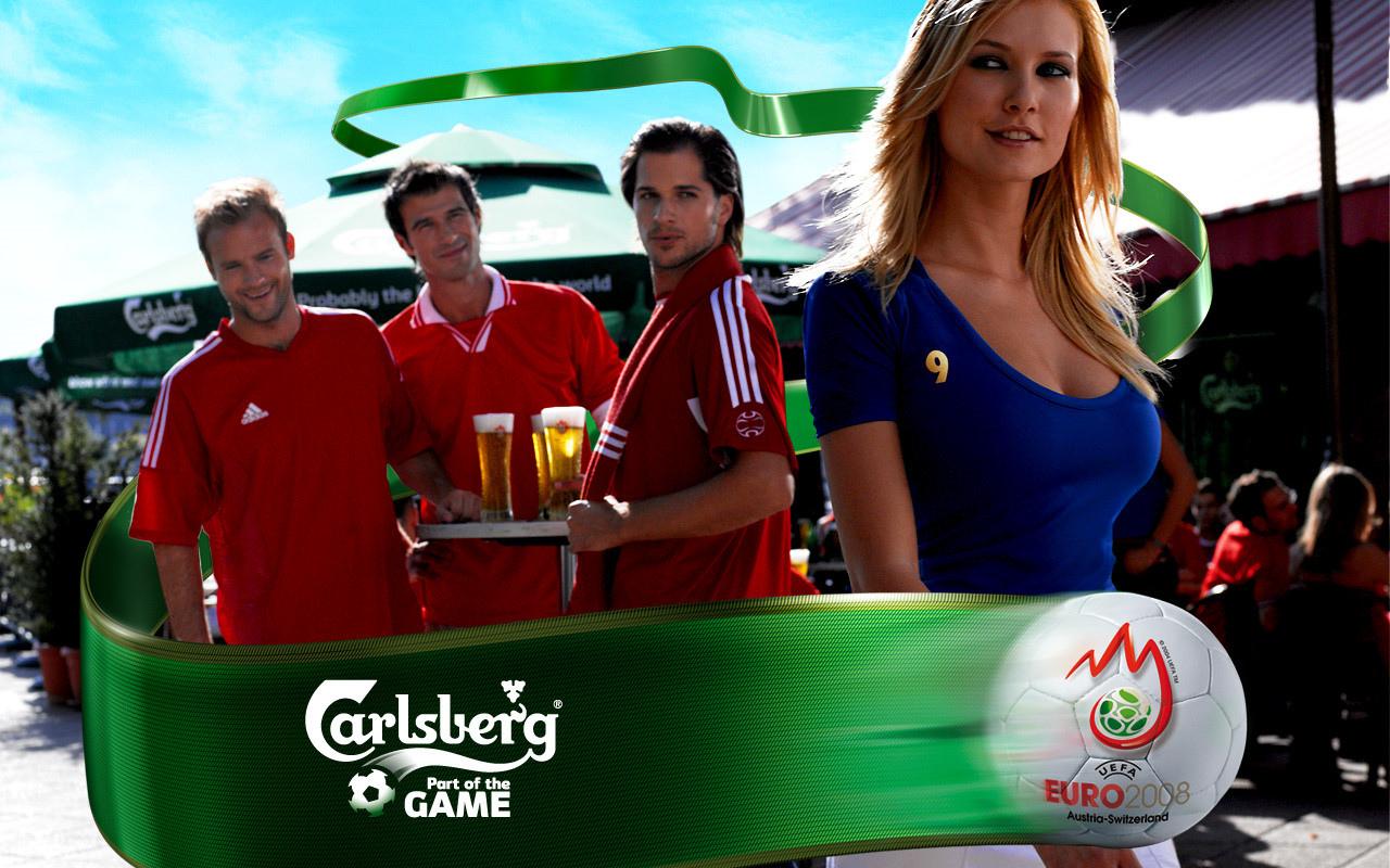 Carlsberg - 3M допринесоха за ефектна реклама на лещите Цюрих