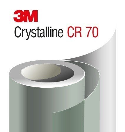 3M Automotive Window Film - Crystalline CR70 - фолио за стъкла