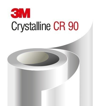 3M Automotive Window Film - Crystalline CR90 - фолио за стъкла