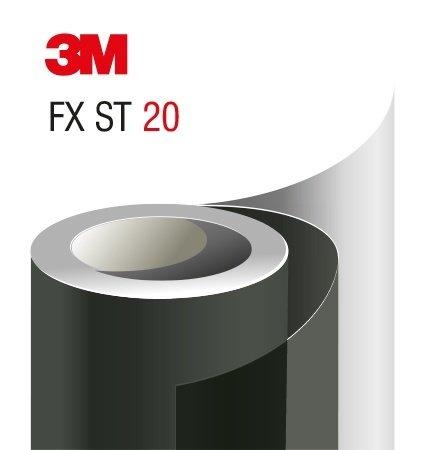 3M FX-ST 20 Automotive Window Film - тъмно фолио за защита на авто стъкла от слънце