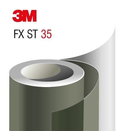 3M FX-ST 35 Automotive Window Film - средно тъмно фолио за авто стъкла
