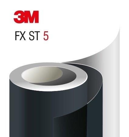 3M Automotive Window Film FX-ST 5 - very dark tint color