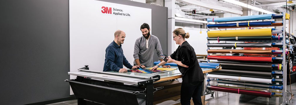 3M manufacturers - innovations and leadership in almost every industry