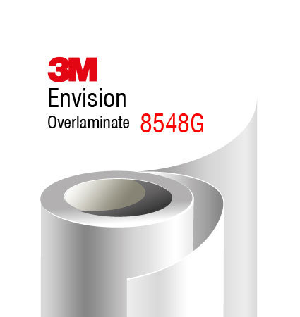 3M Envision Overlaminate 8548G, гланц ламинат