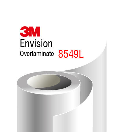 3M Envision Luster Wrap Overlaminate 8549L
