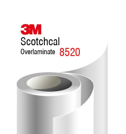 3M Scotchcal Overlaminates 8520M- мат