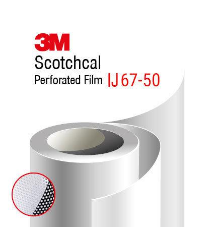 3M Перфо фолио 3M Scothcal Perforated Film IJ67-50