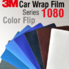 3M Car Wrap Film 1080 - culori cameleon