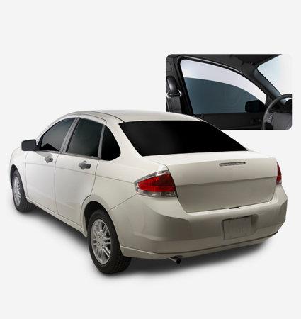Car windows tint with 3M FX-ST 5 Automotive Film