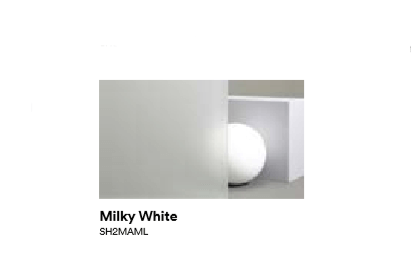 3M Fasara Milky White SH2MAML заскрежен мат