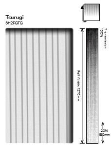 3M Fasara Tsurugi SH2FGTG - gradation