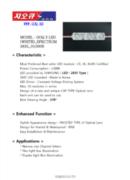 G.O.Q. LED 3 2835 Spectrum White - PDF