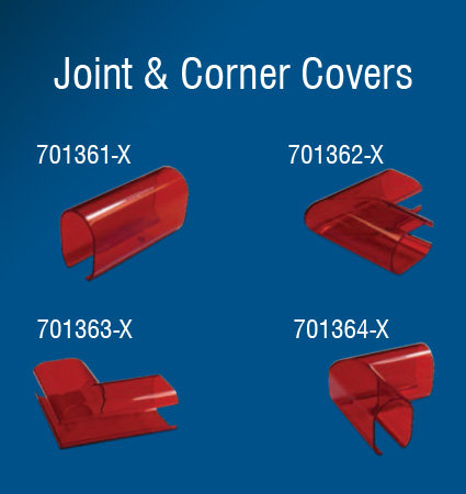 SloanLED LEDStripe Joint and Corner Covers