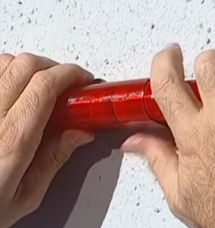 SloanLED LEDStripe - свързващ преходен капак