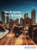SloanLED SE продуктова брошура - pdf снимка