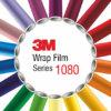 3M Car Wrap Film 1080 мат металици за автомобили