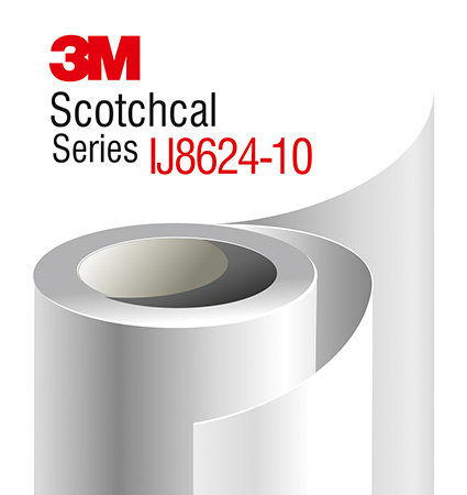 3M Scotchcal IJ8624-10 - фолио за специални приложения