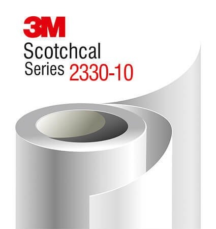 3M Scotchcal Translucent 2330-10 - фолио за LED реклами