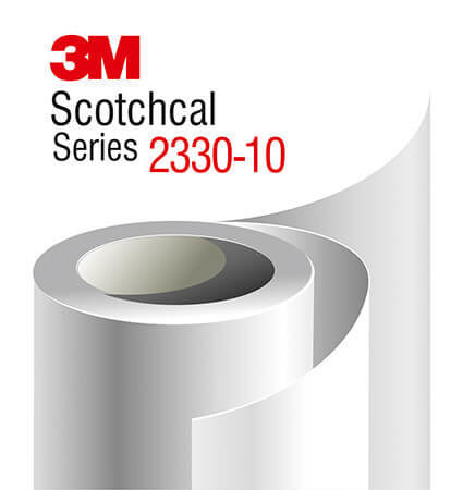 3M Scotchcal Translucent 2330-10 - films for LED signage