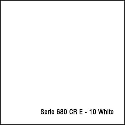 3M Scotchlite 680CR E Comply 10 White - бяло светлоотразително фолио